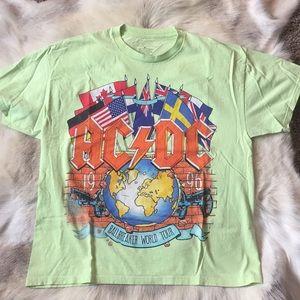 ACDC AC/DC vintage concert T-shirt Ballbreaker XL